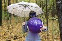 Blowing-Balloons-United-balloon-on-a-rainy-day-Qualatex-16-no-pop
