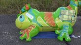 An-Overinflated-Intex-Gecko-Pops