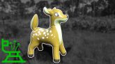 Giant-Inflatable-Deer-Pool-Toy-Deflation