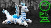 Giant-Dragon-Inflatable-Pool-Toy-Deflation-in-Time-Lapse