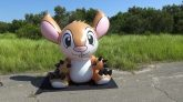 Inflatable-World-Chipmunk-Time-Lapse-Inflation