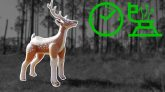 Inflatable-Deer-Toy-Deflation-in-Time-Lapse
