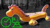 Intex-Yellow-Dragon-Ride-On-Inflation-in-Time-Lapse