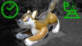 Massive-Inflatable-Wolf-Ride-On-Toy-Inflation-in-Time-Lapse