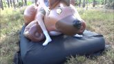Riding-the-Inflatable-World-Hyena